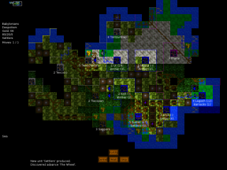 Turn-based strategy games - Libregamewiki