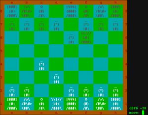 Chess games - Libregamewiki