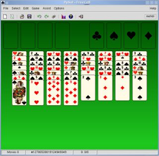 Network poker python