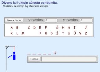 Hangman games - Libregamewiki