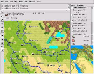 Turn-based strategy games - Libregamewiki